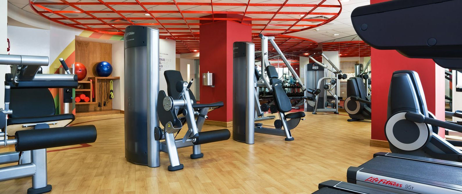 Sheraton Santo Domingo - Sheraton Fitness Center
